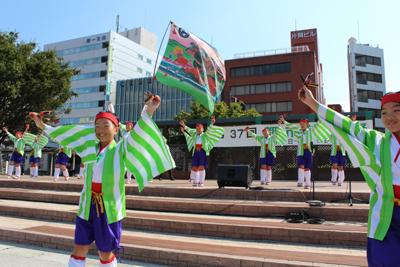 2012都市緑化祭よさこい