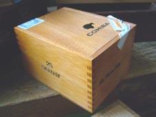 シグロの木箱