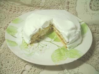 ベッキーのバースデーケーキ