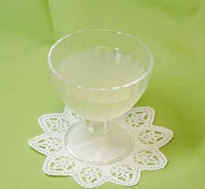 ターシャのレモンゼリー