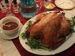 クリスマスディナー7