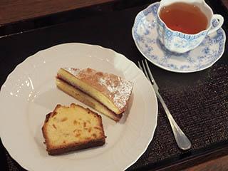 イースターのお茶1704