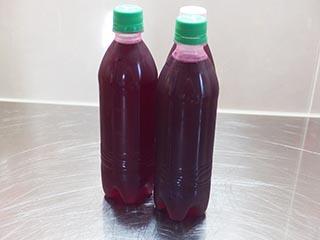 紫蘇ジュース1