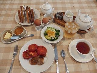 朝食170726