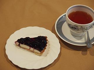 レアチーズケーキ1709