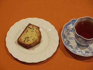 かぼすのケーキ