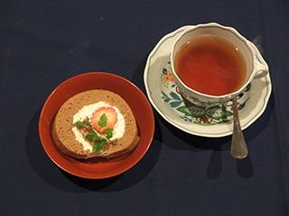 いちごのロールケーキ1801