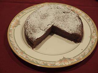 ガトーショコラ18021