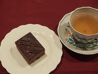 チョコレートケーキ1802