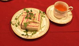 ローストビーフサンドイッチ1802