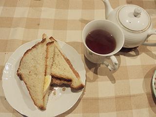 ピーナツバターサンドイッチ1802