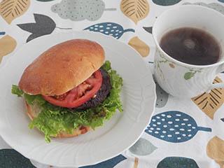 ハンバーガー1805