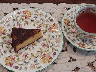 コロンビエとお茶180520