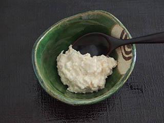 甘酒のクリームチーズ1806