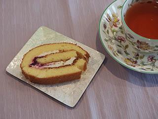 レモンクリームロールケーキ1806