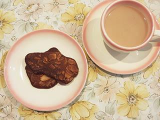 アーモンドクッキー1806
