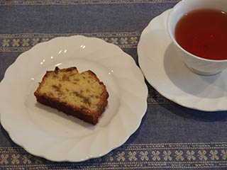 梅のけーきとお茶1807