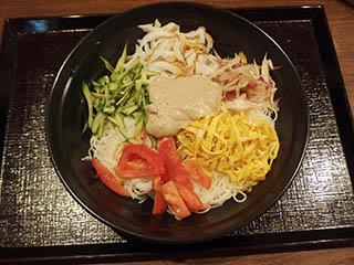 胡麻だれ素麺1807