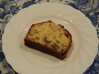 梅のケーキ1808