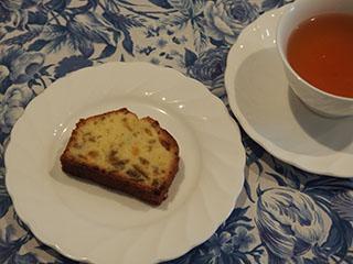 梅けーきとお茶1808