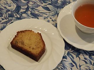 しょうがのけーきとお茶1808