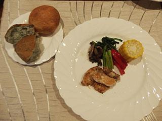 スープとパン18092