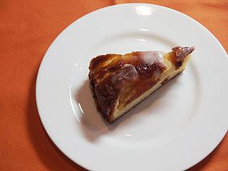 昔風りんごのケーキ1810
