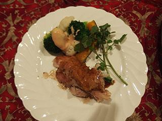 肉料理1812