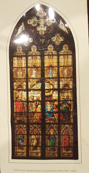 クリスマスカード1812