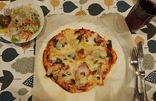 ピザ1902