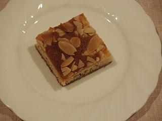 アーモンドケーキ1903