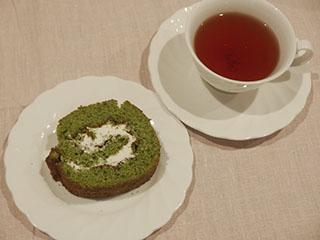 ティーロールケーキ1903