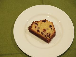 クランベリーケーキ1905