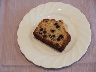 ブルーベリークランブルケーキ1906