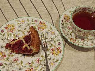 誕生日の食事19092