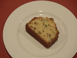 かぼすのケーキ1911