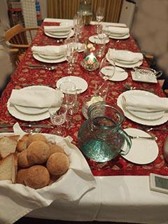 クリスマスディナー19121