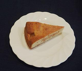 煮りんごのケーキ2001