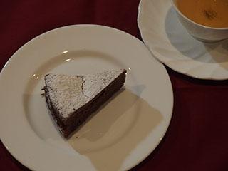 ガトーショコラとお茶2002