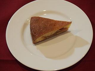 煮りんごのケーキ2002