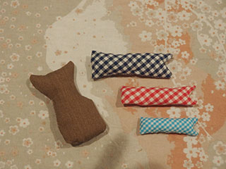綿のおもちゃ2005
