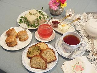 7月のお茶2007