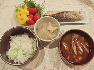 枝豆ご飯2008