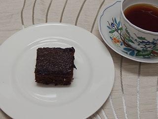 ジンジャーブレッドのお茶2008