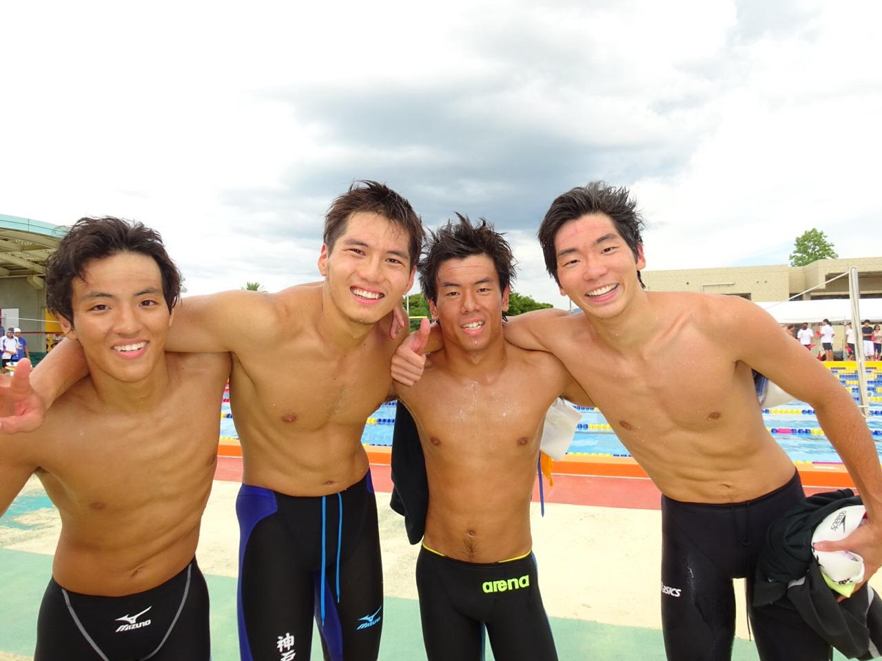部 水泳 神戸 大学