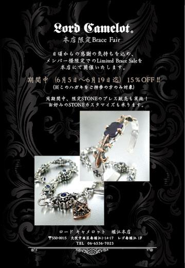 Limited Brace Sale