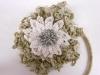 お花のヘアゴム