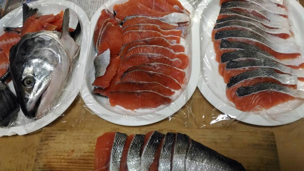 薬膳(鮭)