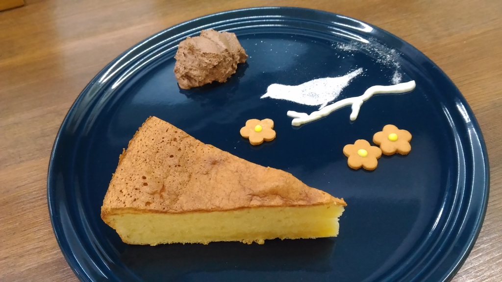 ショコラッタケーキ