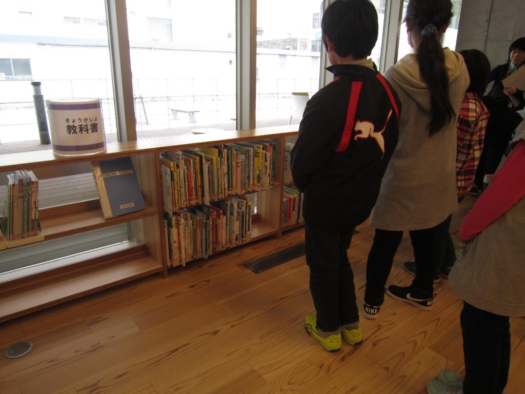 大崎市図書館教科書採用作品コーナー
